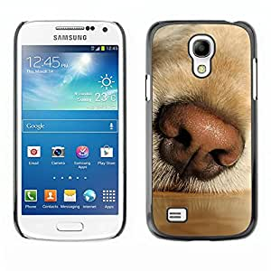 Vortex Accessory Carcasa Protectora Para SAMSUNG GALAXY S4 MINI i9190 (MINI VERSION) - Labrador Retriever Muzzle Snout Dog Nose -