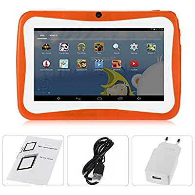 Prospectiss 7 Pouces Enfants Tablet PC Android 4.4.2 Tablet 1.5 GHz Quad Core 8 GB WIFI Tablet 1024x600 HD Écran Enfants Dispositif D'éducation