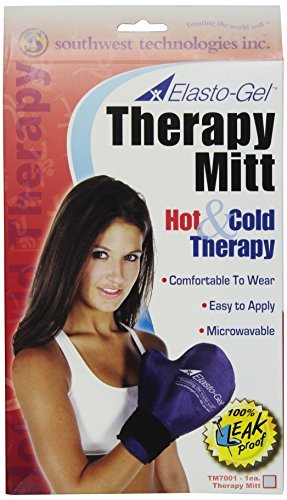 Elasto-Gel Hand Mitt Hot / Cold Gel Therapy by (Cold Therapy Mitt)