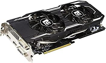 PowerColor PCS+ Radeon R9 4GB Video Card