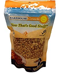 Bakehouse Granola, 12 Ounce Bags (Pack of 3)