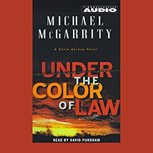 Under the Color of Law Audiobook