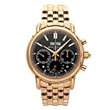 Patek Philippe Grand Complications Mechanical (Hand-Winding) Black Dial Mens Watch 5204/1R-001 (Certified Pre-Owned)