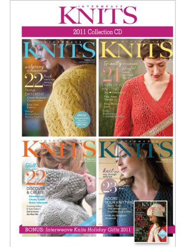 Interweave Knits 2011 Collection CD