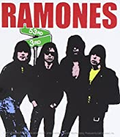 C&D Visionary Ramones Beat 53rd & 3rd Sticker