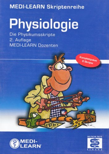 Physiologie, 6 Bde.