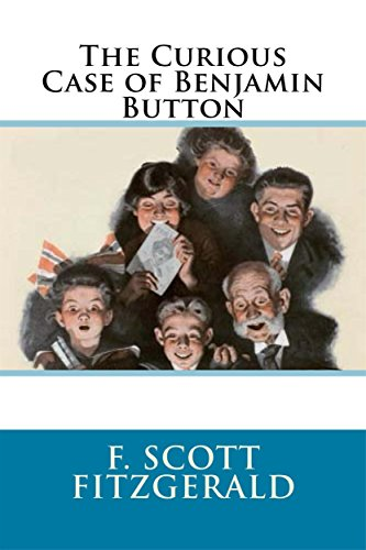 #freebooks – The Curious Case of Benjamin Button by F. Scott Fitzgerald