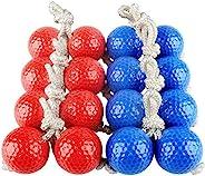 Sunfung Ladder Toss Ball Replacement Ladder Balls Bolos Bolas