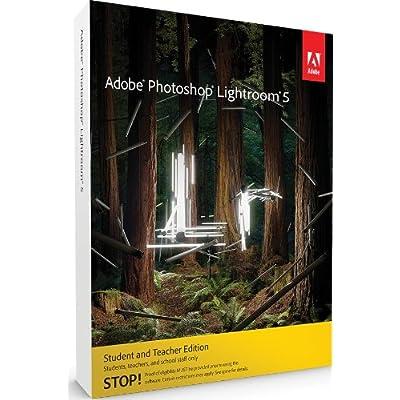 Adobe Photoshop Lightroom 5 - Autoedición (DEU, Education (EDU), 1 usuario(s), 2048 MB, 2048 MB, Intel Pentium 4, AMD Athlon 64)
