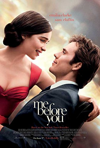 amazon me before you映画ポスター27 x 40スタイルa unframed movie