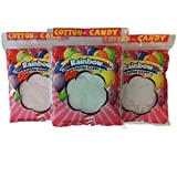 Cotton Candy, 1 oz bags - Rainbow Themed (12 count)