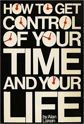 Book How to Get Control of Your Time and Your Life by Alan Lakein (1973-06-01)