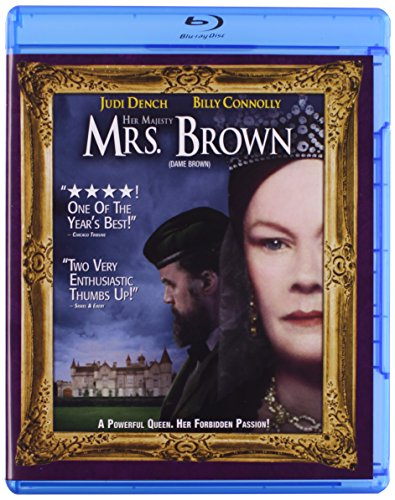 Mrs Brown [Blu-ray]