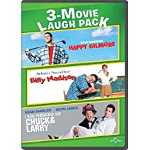 Happy Gilmore/Billy Madison/I Now Pronounce You Chuck & Larry 3-Movie Laugh Pack