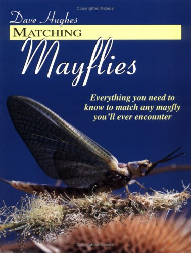 Matching Mayflies: Everything You Need to Know to Match Any Mayfly You