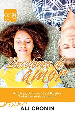 Amazon.com: Lecciones de amor (Girl Heart Boy 4): 4 chicas, 3 chicos. Casi 18 años. Todos tan reales como tú (Spanish Edition) eBook: Ali Cronin: Kindle ...