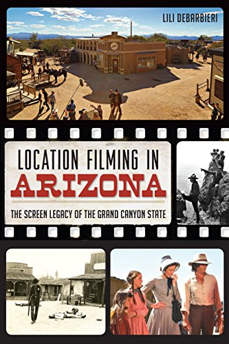 """The scenic natural vistas of Arizona's deserts and mountains have made it a favorite backdrop of movies and television shows. Westerns such as silent-era pictures derived from Zane Grey fiction through the John Ford-John Wayne classics """"Stagecoach """"a..."""