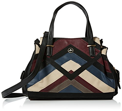 Nica Womens Ava Top-Handle Bag Patchwork