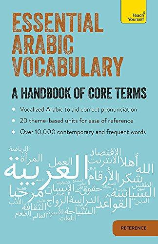 Essential Arabic Vocabulary: A Handbook of Core Terms (Teach Yourself)