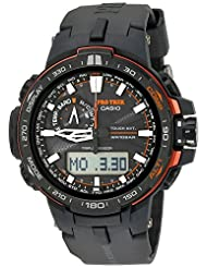 CASIO PROTREK TRIPLE SENSOR VER.3 (PRW-6000Y-1JF) MENS WRISTWATCH SOLAR 6 MULTIBANDS (JAPANESE MODEL)