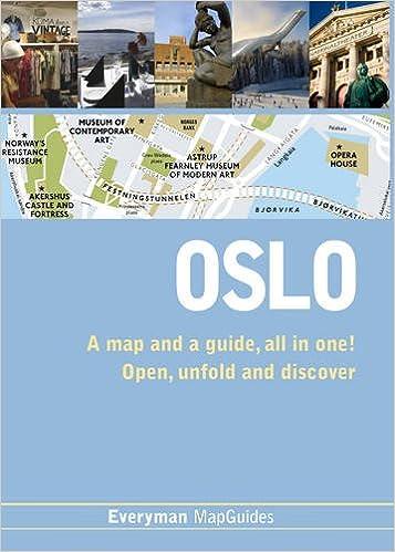 Oslo Everyman MapGuide (Everyman Citymap Guides)