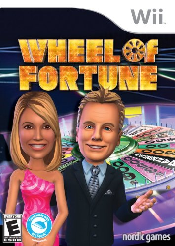 Wheel of Fortune - Nintendo Wii (Xbox 360 Jeopardy Game)