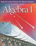 Algebra 1, Holt, Rinehart and Winston Staff, 0030648319