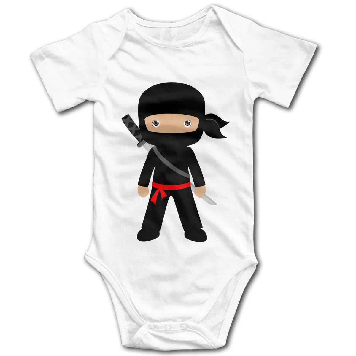 U are Friends Ninja recién Nacido niña niño niños Mameluco ...