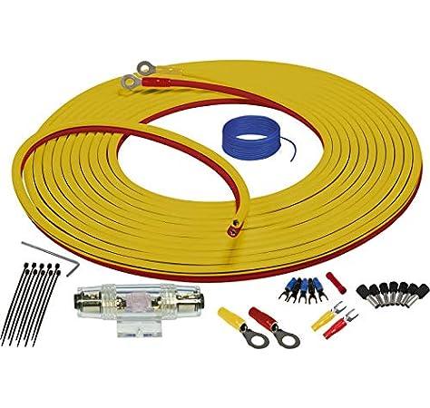 Amazon.com: Stinger SEA4247 Marine Amplifier Installation Kit 4Ga 7mAmazon.com