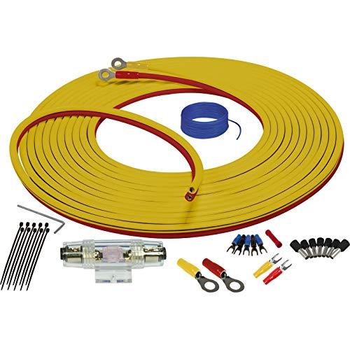 Stinger SEA4247 Marine Amplifier Installation Kit 4Ga - Twist Dual Strand