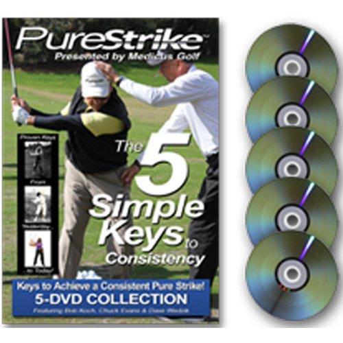 Medicus Golf- Purestrike DVD