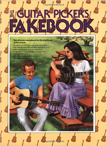 guitar pickers fakebook the ultimate sourcebook for the traditional guitar player contains over 250 jigs reels rags hornpipes breakdowns from all the major traditional instrumental styles