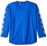Obey Men's Ninety-ONE Hockey Jersey, Royal Blue, M
