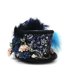 ce5c3f980ae4b Amazon.com  HHF Caps   Hats Mini Top Hat