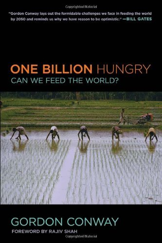 By Gordon Conway - One Billion Hungry: Can We Feed the World? (9/16/12) pdf epub