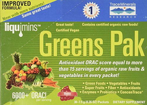 Trace Minerals Research PGG02 Packets