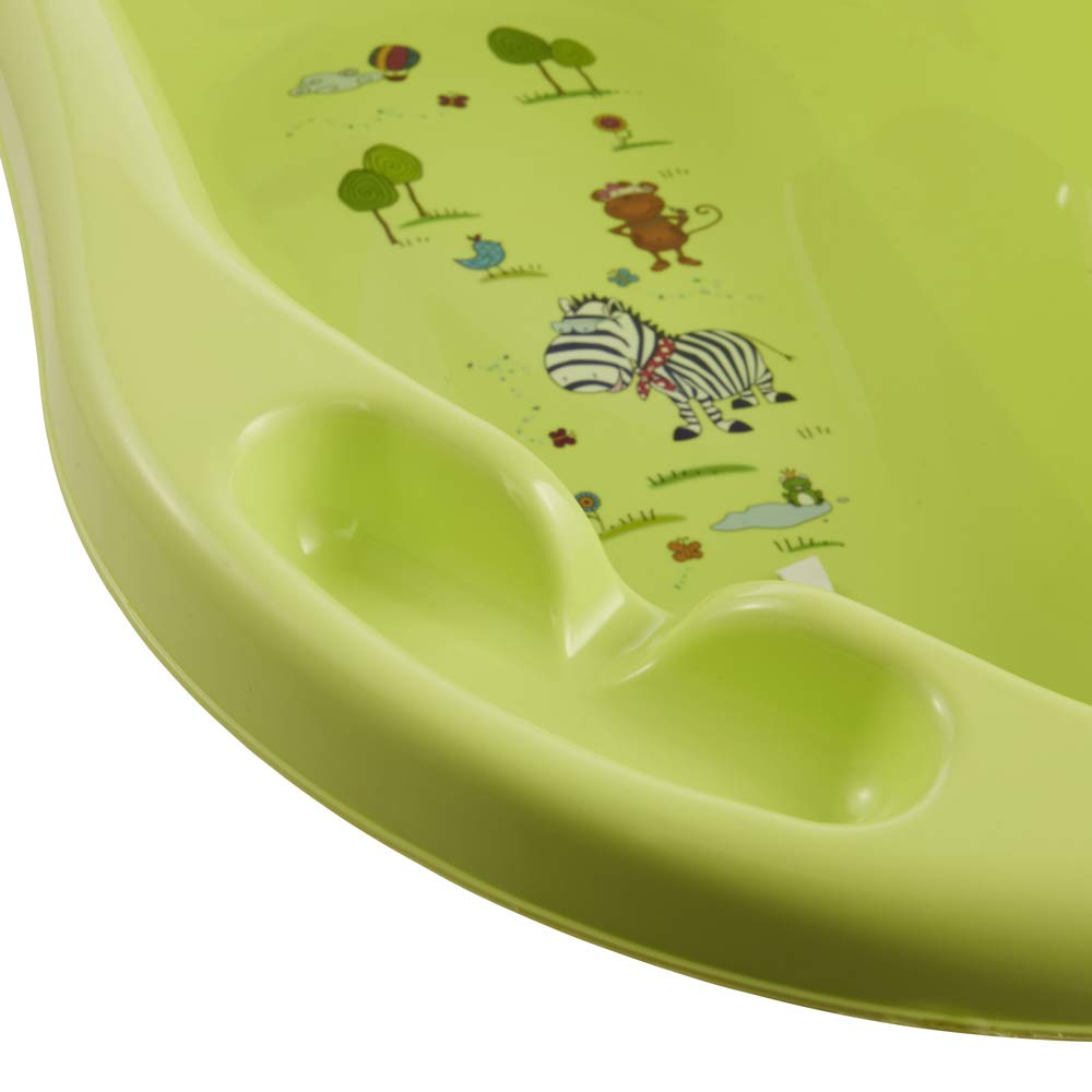 Ba/ñera color lime green keeeper 1843726201200