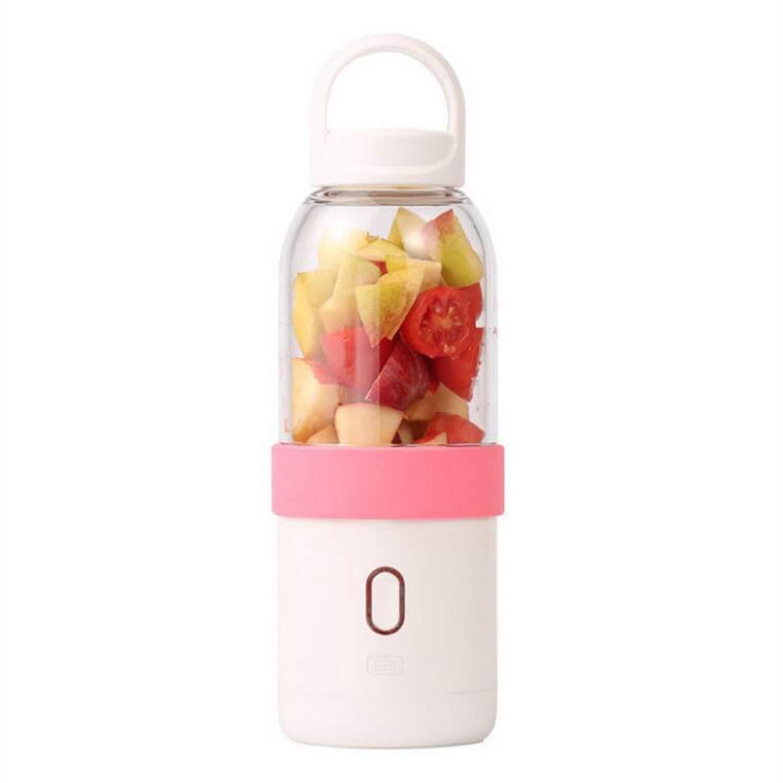 Licuadora portátil de 550 ml, licuadora USB, licuadora de frutas y ...