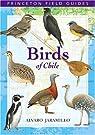 Birds of Chile par Jaramillo