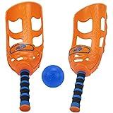 Nerf Sports Challenge, Scoop Toss (Orange Blue)