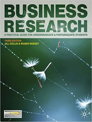 research methodology collins and hussey