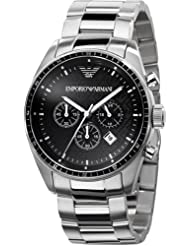Emporio Armani Mens AR0585 Classic Stainless steel Watch