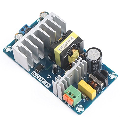 GEREE AC to DC Converter 85 ~ 265v AC to DC 12V 8A Adapter/Industrial Module Switching Power Supply