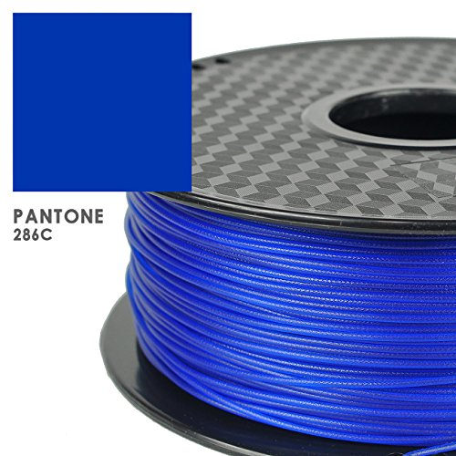 PRILINE PETG-1KG 1.75 3D Printer Filament, Dimensional Accuracy +/- 0.03 mm, 1kg Spool, 1.75 mm, Blue