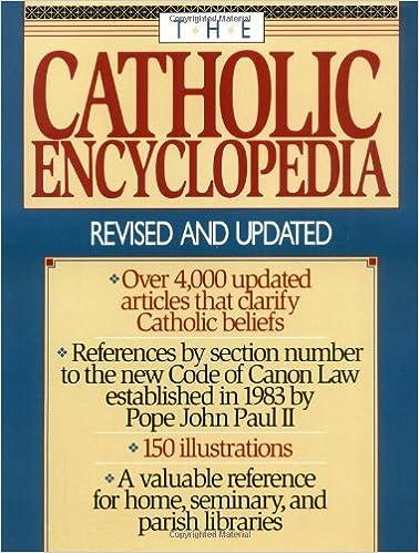 Catholic Encyclopedia  Robert Broderick  9780840731753  Amazon.com  Books 86cc3f65c0