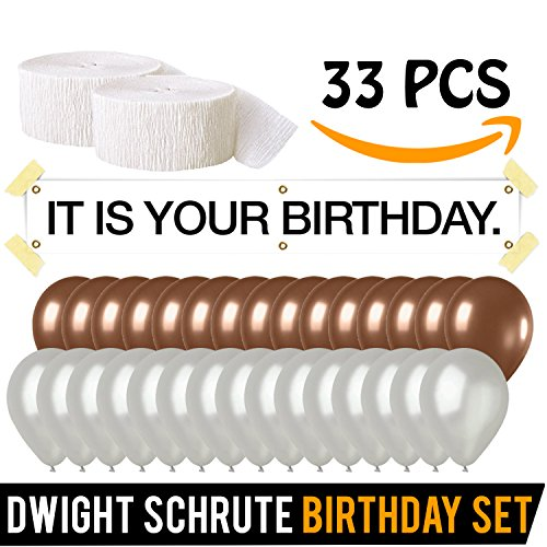 It is Your Birthday. Banner | The Office