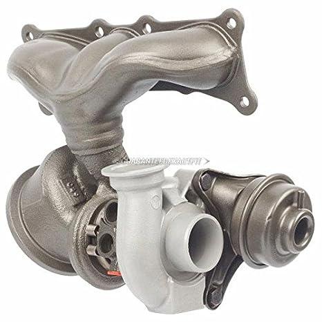 Remanufacturados Genuine OEM Turbo turbocompresor para BMW N54 Twin Turbo frontal - buyautoparts 40 - 30178r remanufacturados: Amazon.es: Coche y moto
