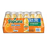 Tropicana 100% Orange Juice (10 oz. bottles, 24 pk.) (pack of 6)