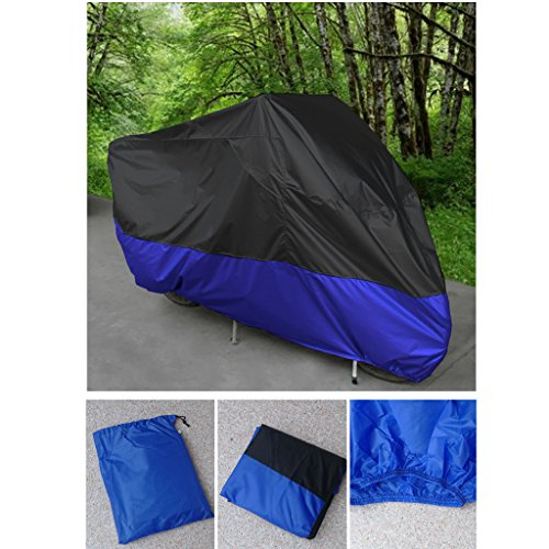 M-B2 Motorcycle Cover For KAWASAKI Ninja 650 / 500 by flyxii (Image #1)