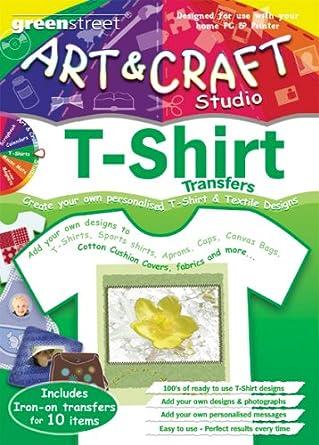Art & Craft T-Shirt Maker Kit (PC)